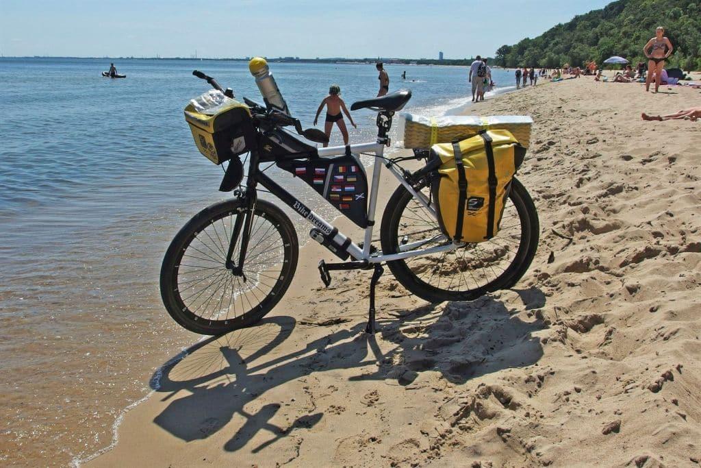 Sakwy i torby na rower