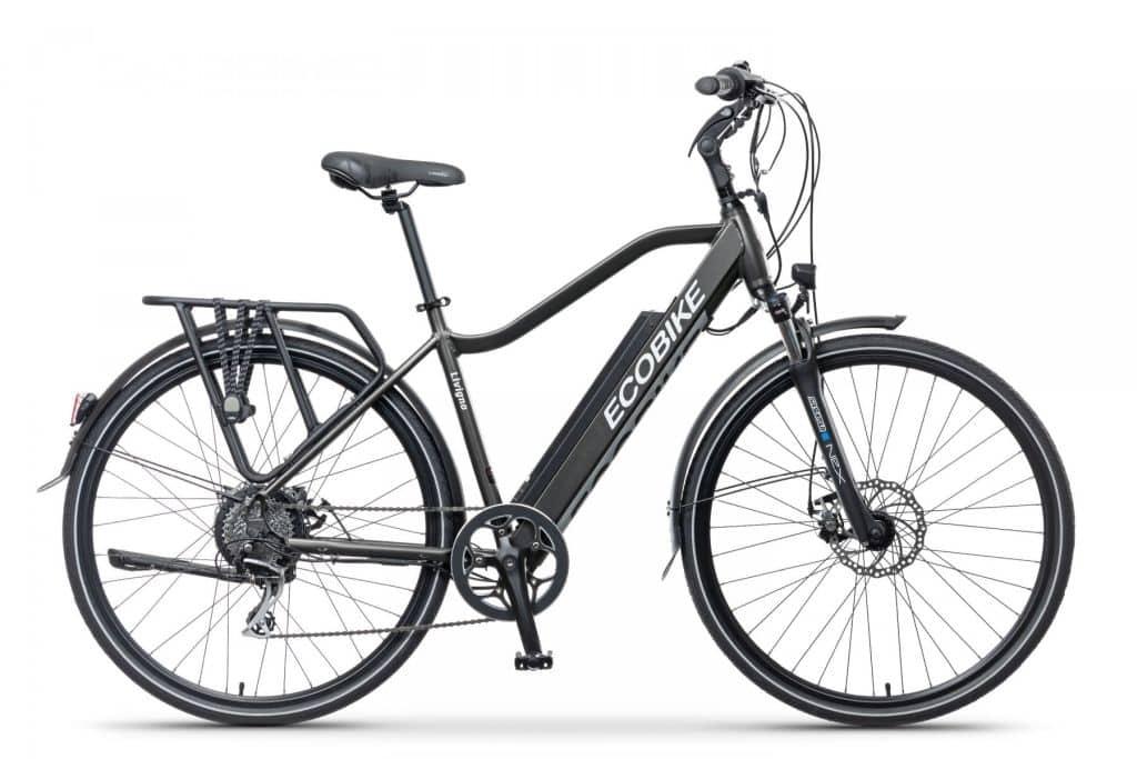 Rower elektryczny turystyczny Ecobike Livigno