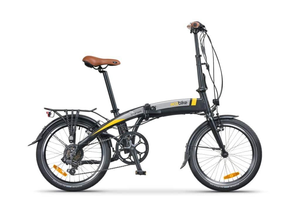 Rower elektyczny składany Ecobike Tourism