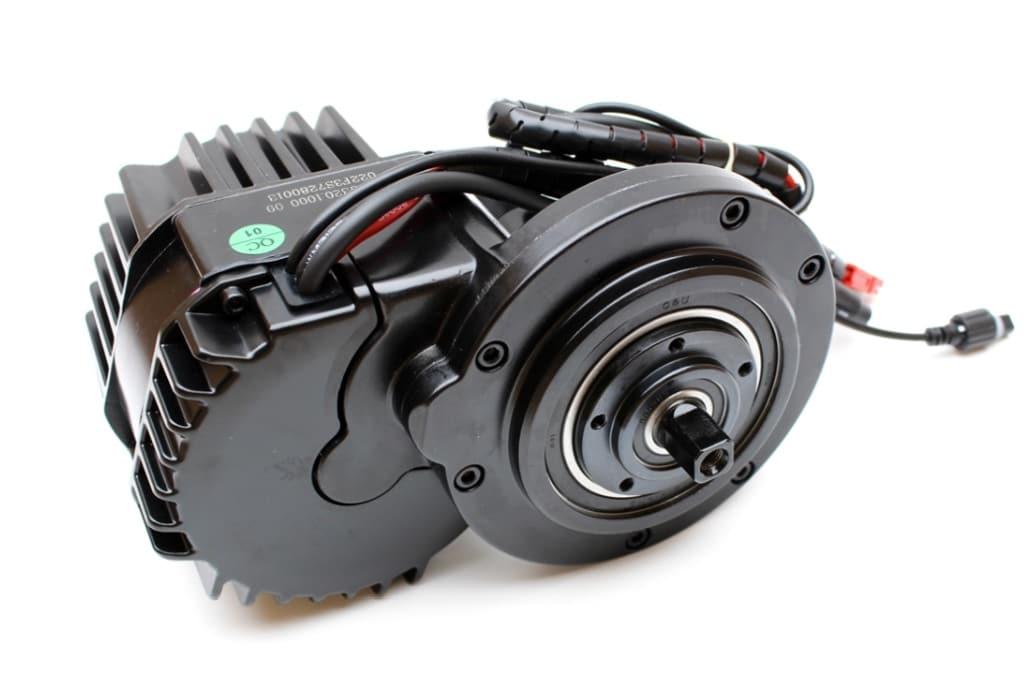 Silnik do roweru elektrycznego BAFANG 8 FUN