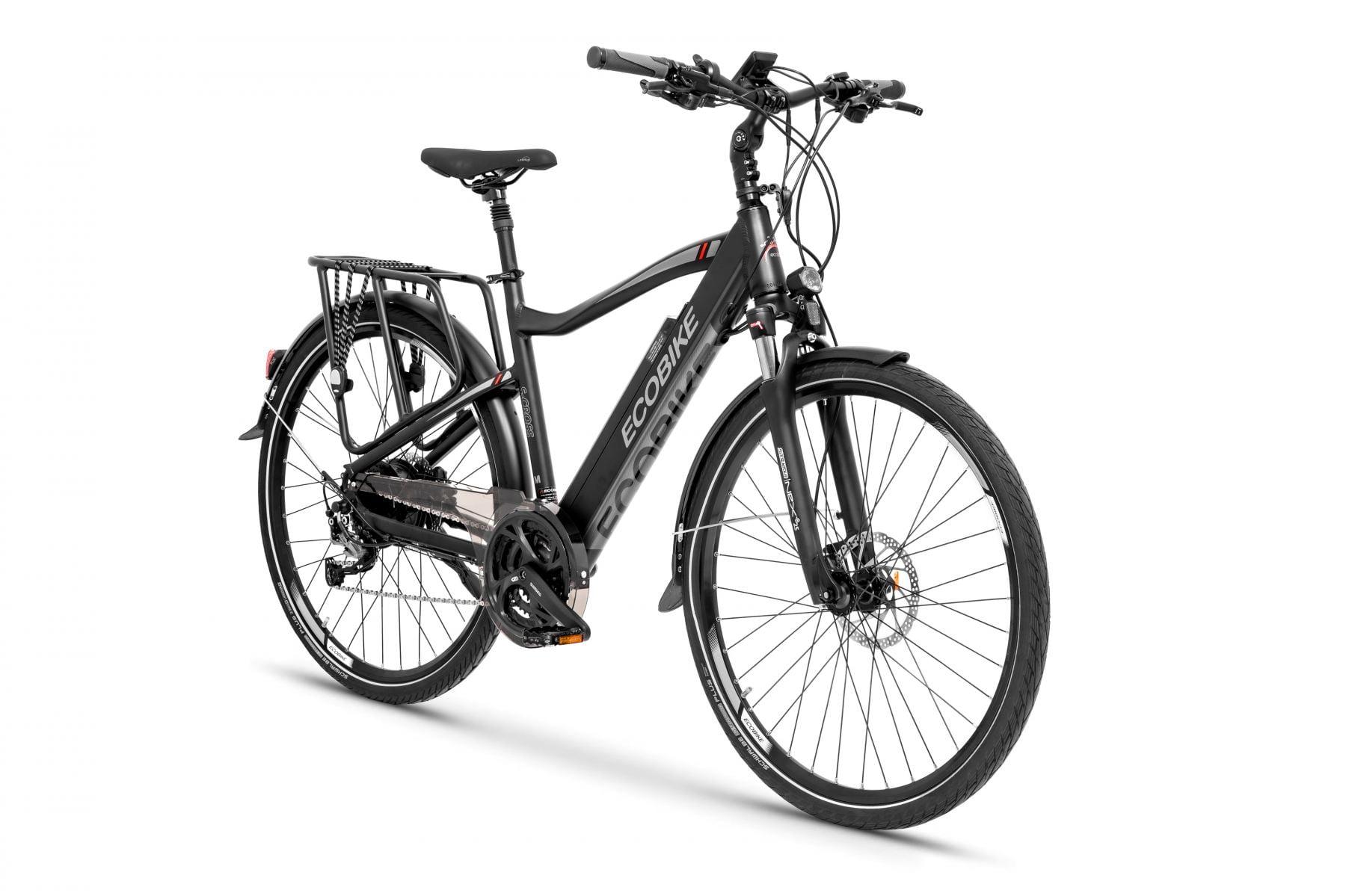 Rowery elektryczne Warszawa rowery turystyczne - Ecobike S Cross M