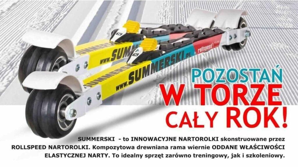 Nartorolki Rollspeed SUMMERSKI Classic V73