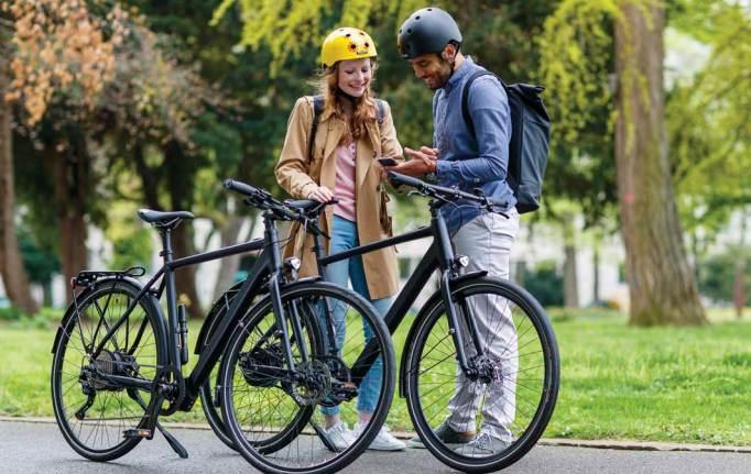 Zasięg roweru elektrycznego