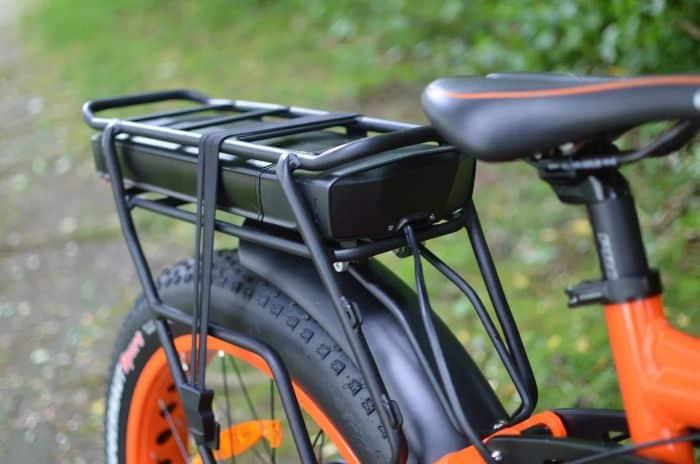 trwałość baterii do roweru