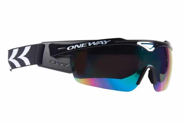 Okulary na biegówki Podium OneWay