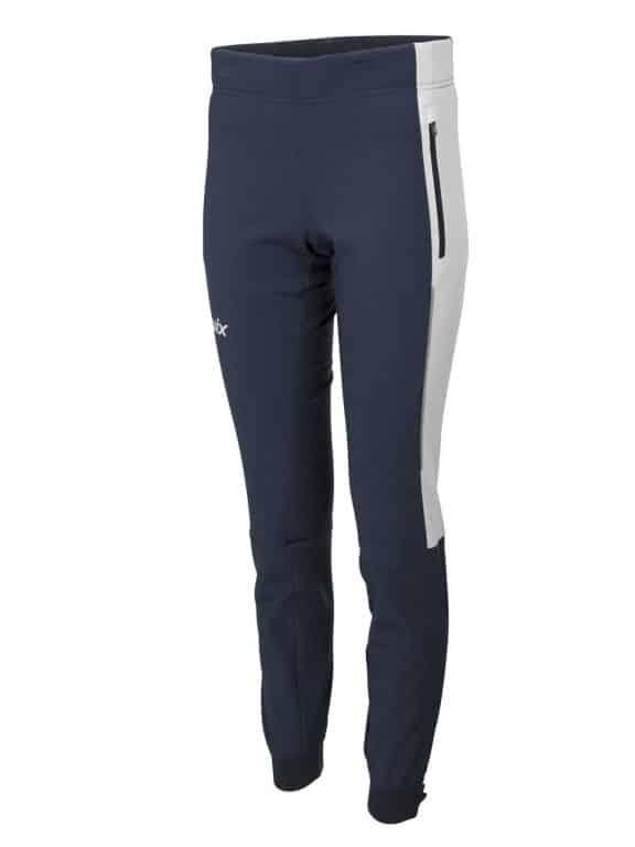 Spodnie na narty biegowe damskie Swix Strive, softshell z membraną 23596-75100