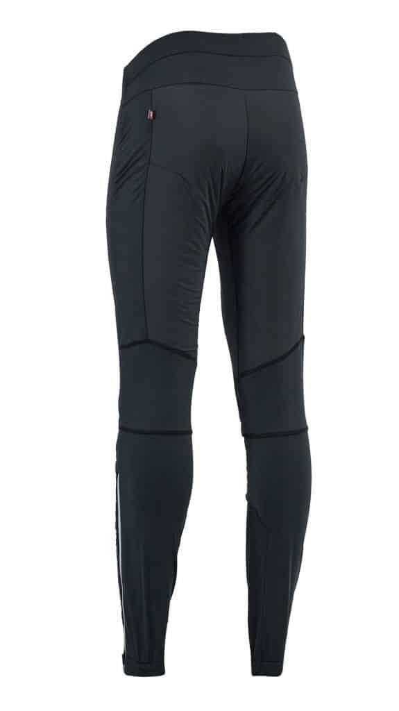 Damskie spodnie na narty biegowe mocno ocieplpne Primaloft Silvini Termico WP1728 