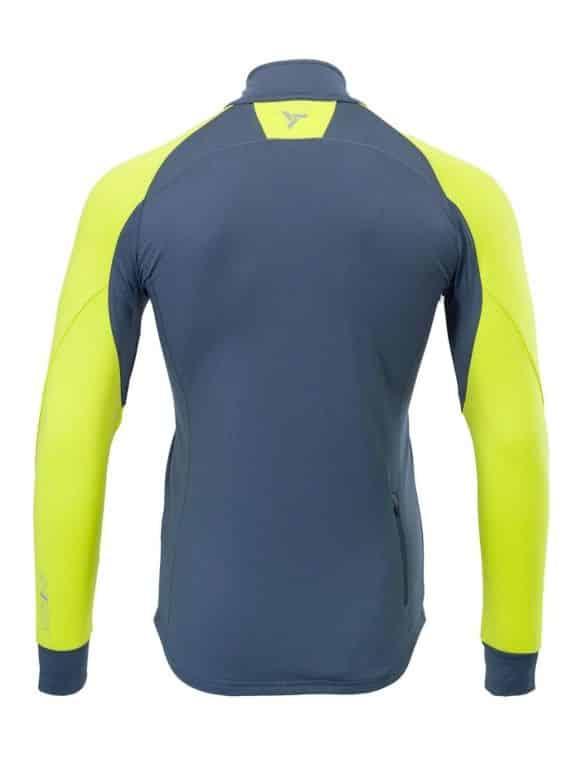Bluza elastyczna Silvini Matese Lime