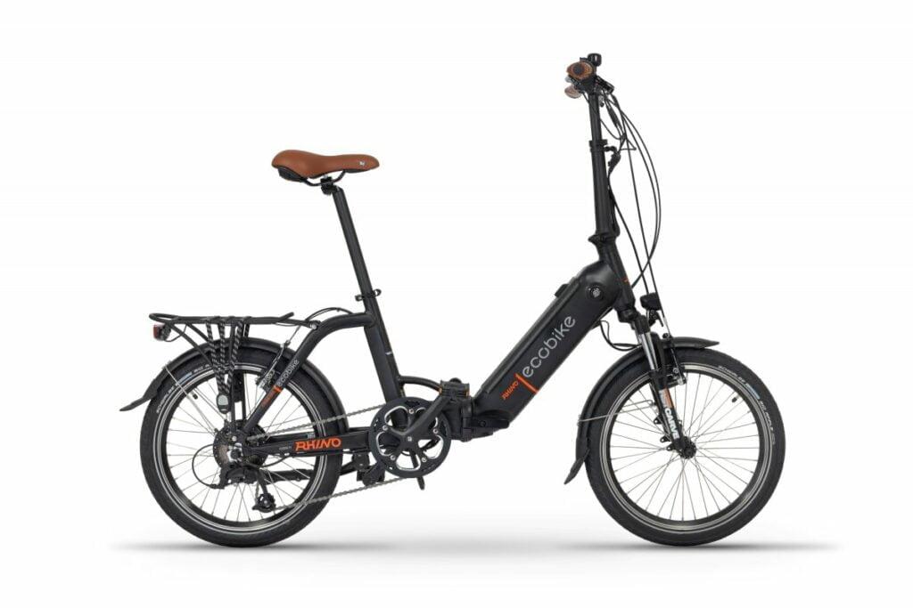 """rowery elektryczne składane Ecobike Rhino, koła 20"""" (prod. Polska)"""