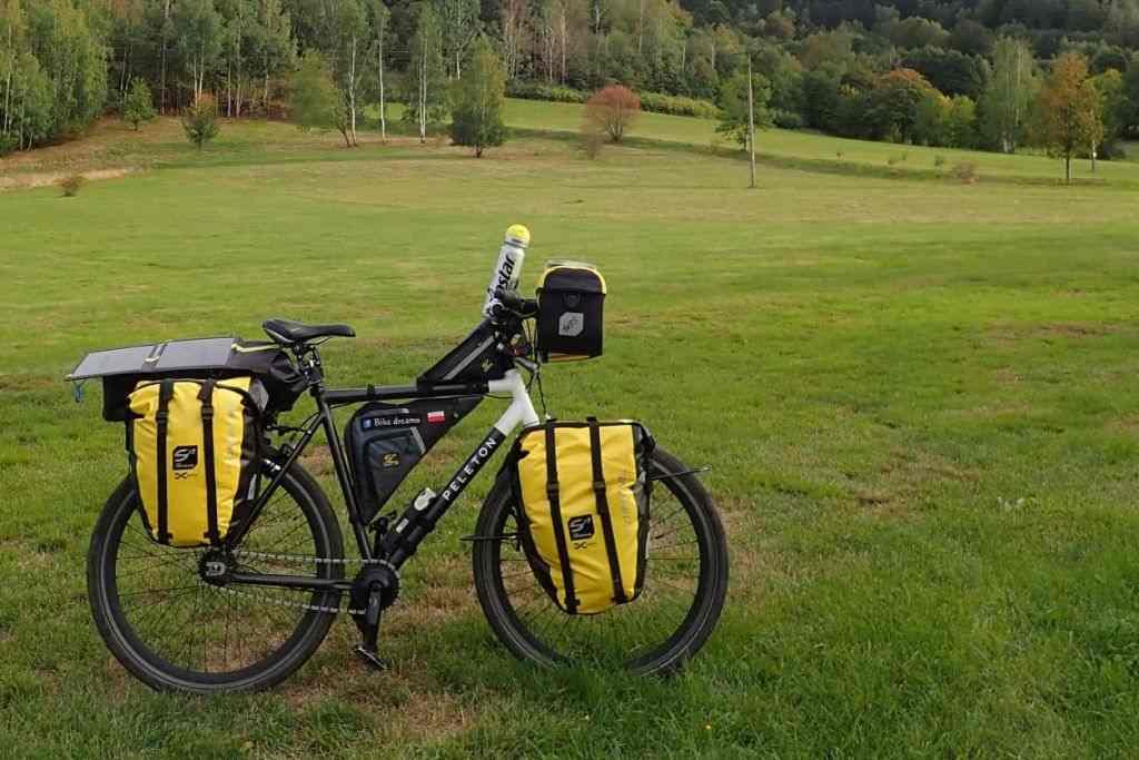 Sakwy rowerowe wyprawowe