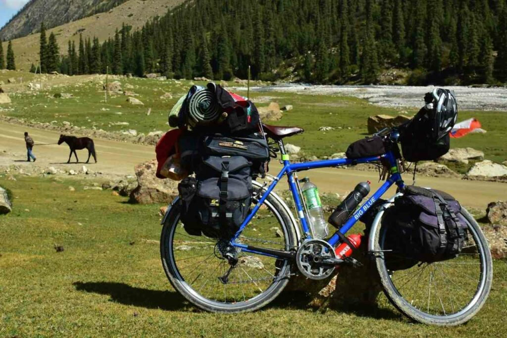 Sakwy rowerowe turystyczne SNC