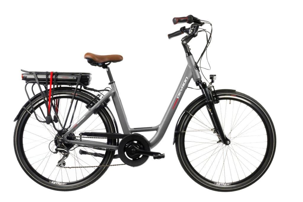 Rower miejski elektryczny Devron 28120