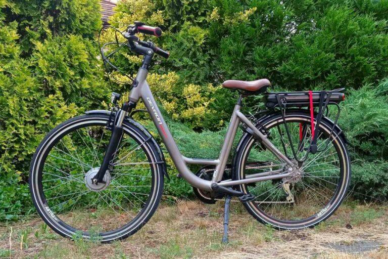 damski rower elektryczny Devron 28120
