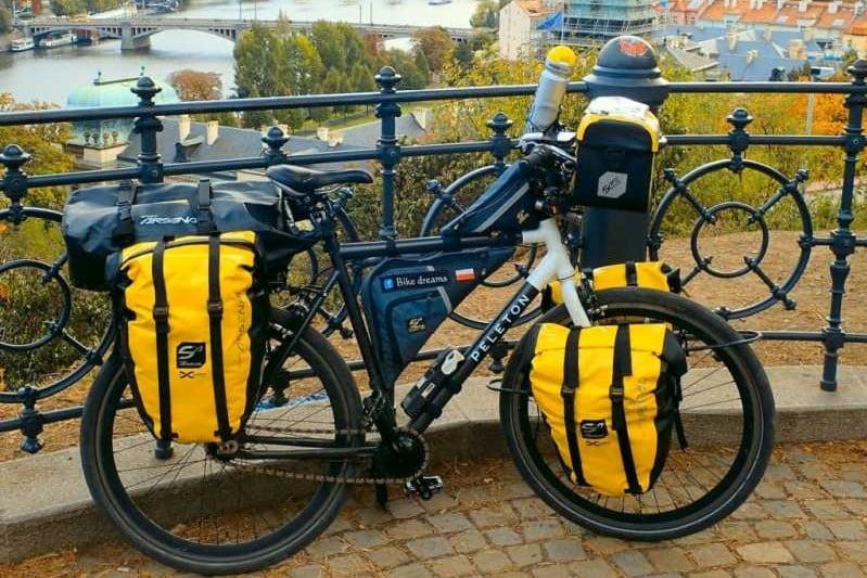 Sakwy na rower