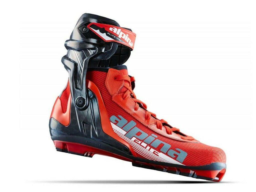Buty do nartorolek Alpina ESK 2.0 do stylu łyżwowego NNN