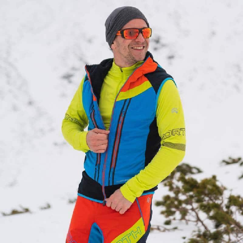Odzież skiturowa męska