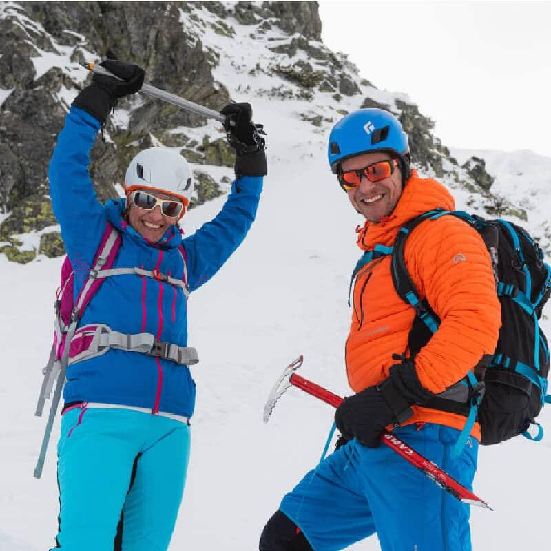 Odzież skiturowa męska Northfinder