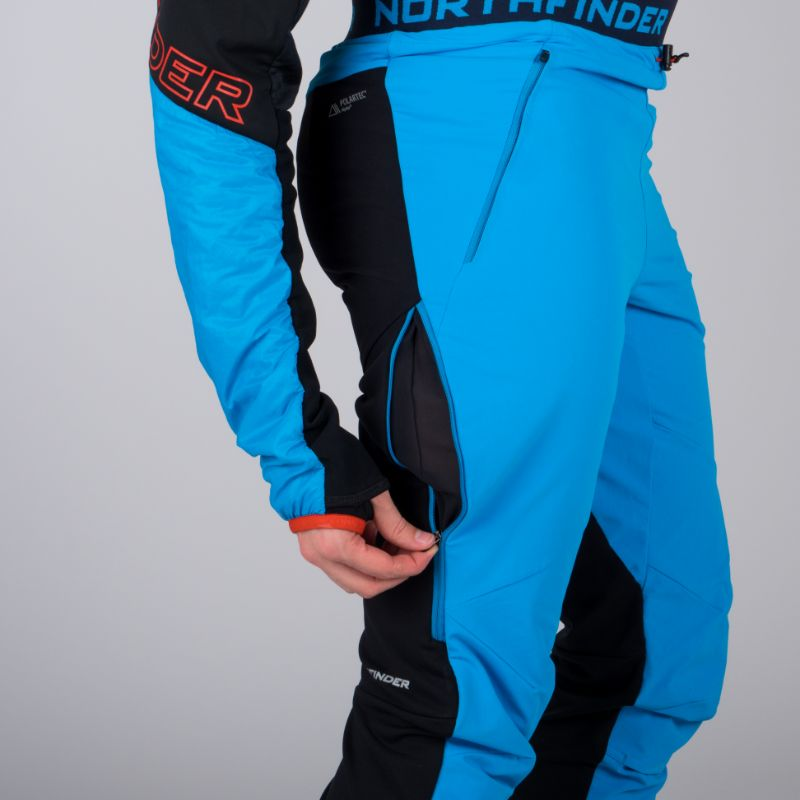 Męskie spodnie skiturowe Northfinder Derese