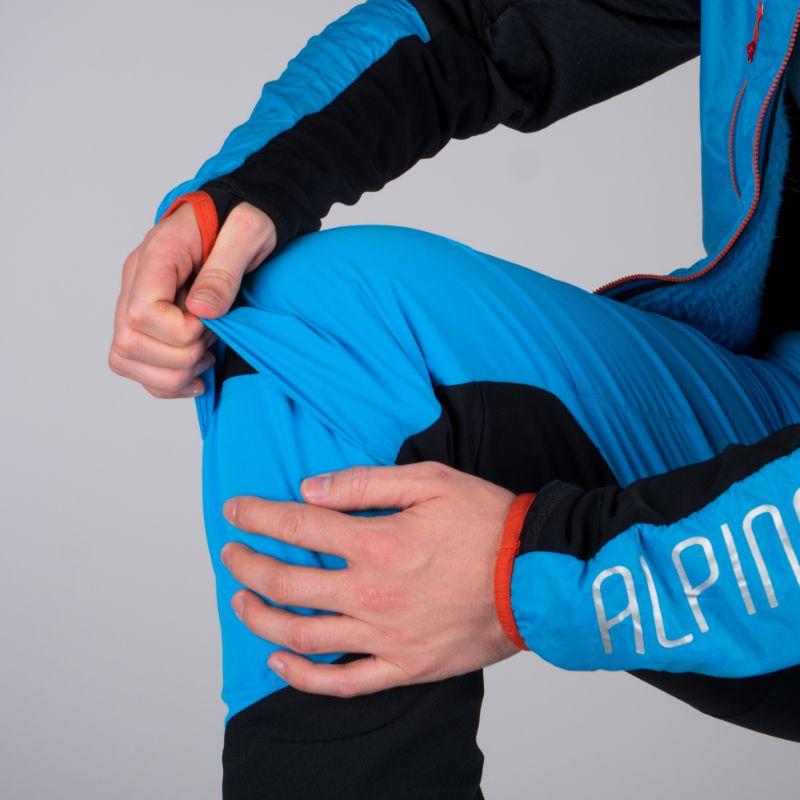 Męskie spodnie na skituring Northfinder Derese