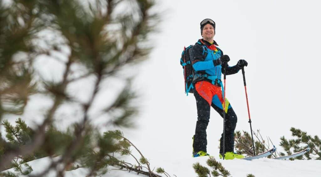 Odzież na skitury męska