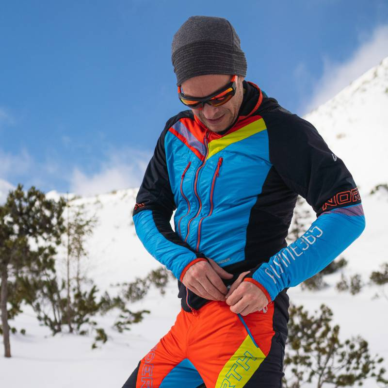 Kurtka na skitury Northfinder Solisko