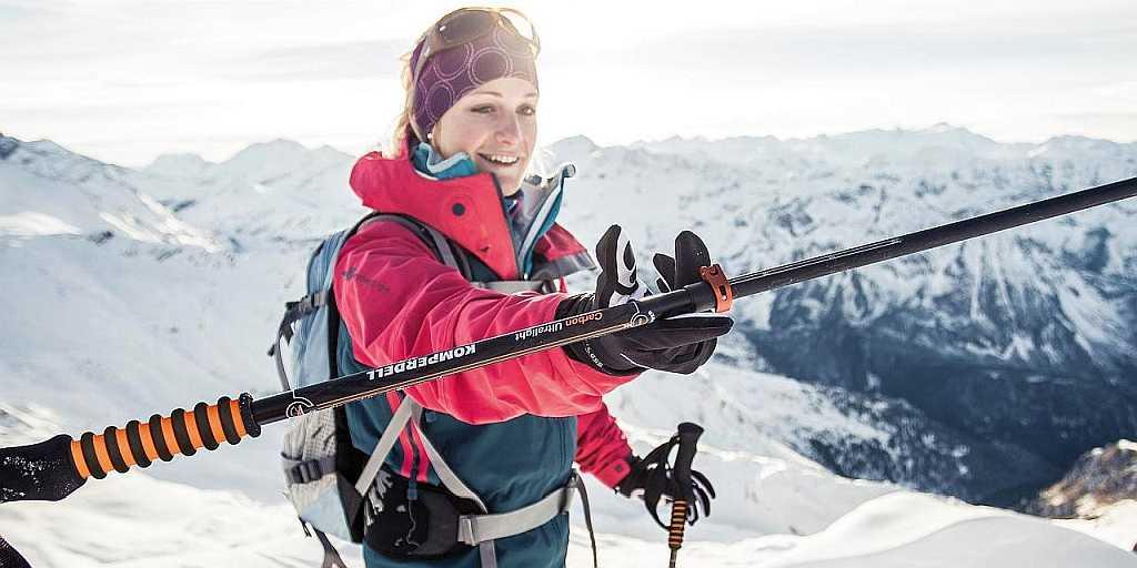 Kije skiturowe Komperdell