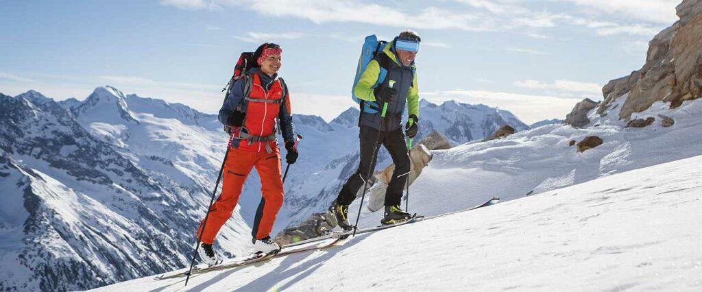 Kije skiturowe