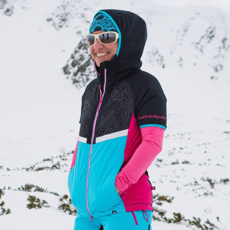 Kamizelka damska na skitury