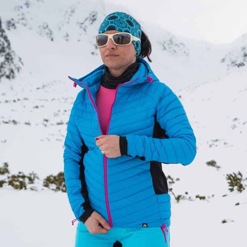 Damska kurtka na skitury