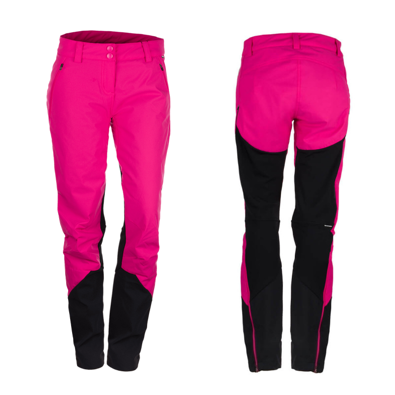Damskie spodnie skiturowe Northfinder Javorinka