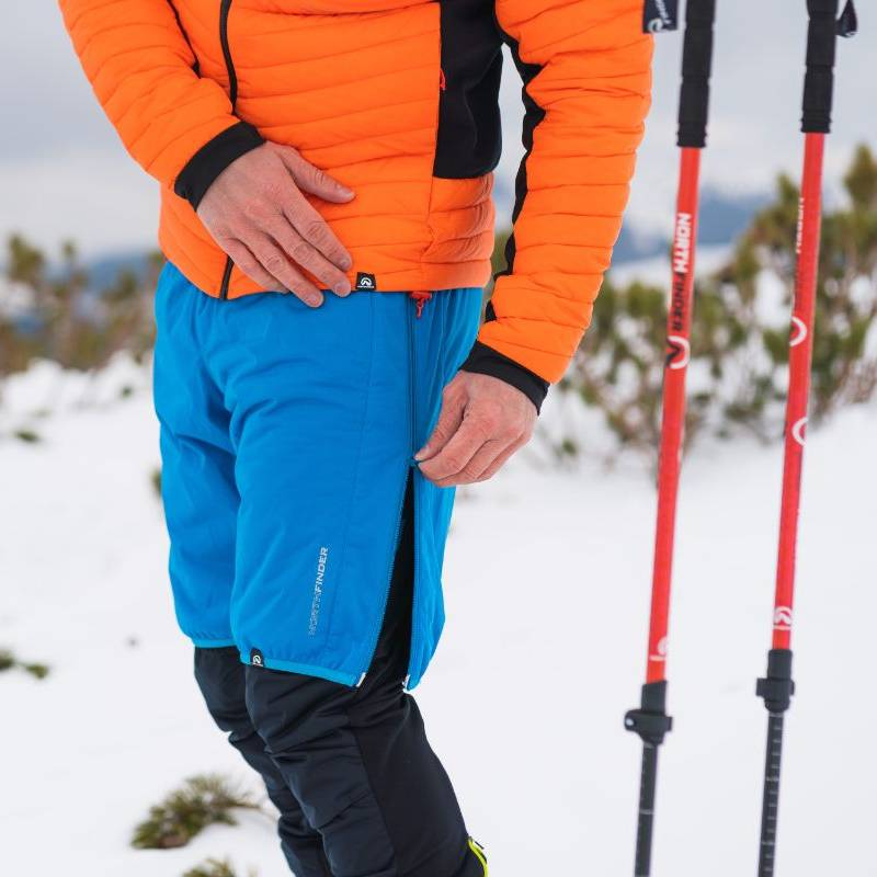 Szorty skitorowe Northfinder Kosarie