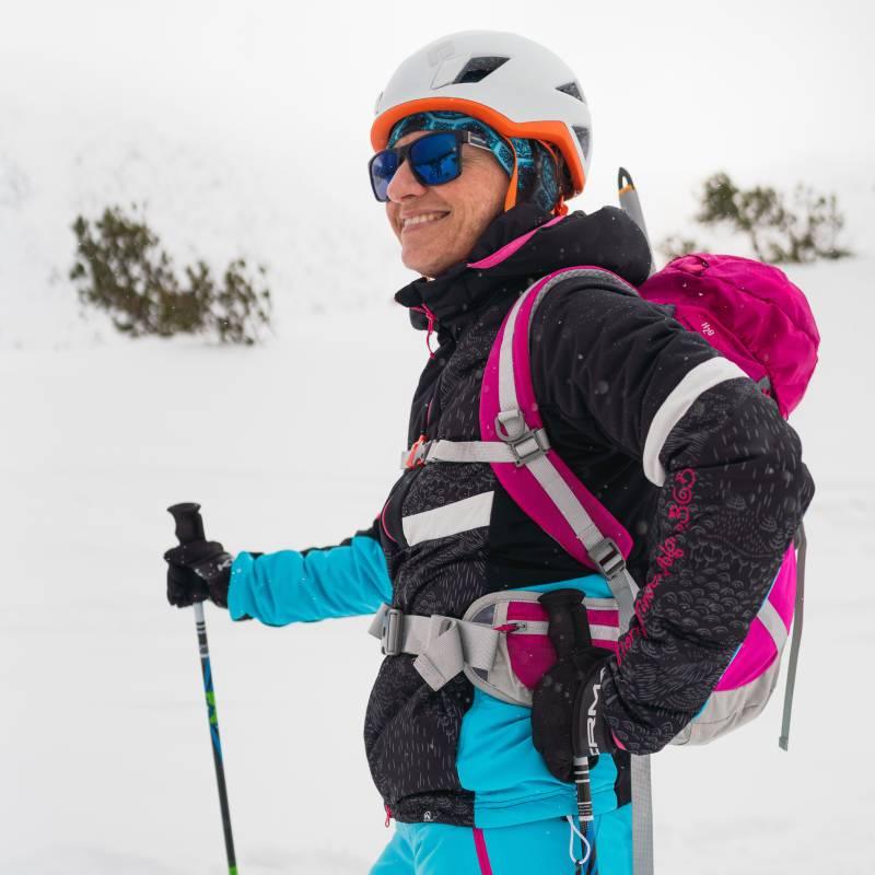 Kurtka skiturowa damska Northfinder Rohace