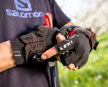 rękawiczki do nordic walking Leki