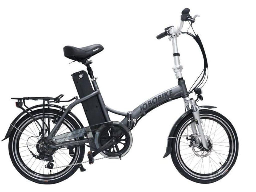 Rower elektryczny składany Jobobike Sam