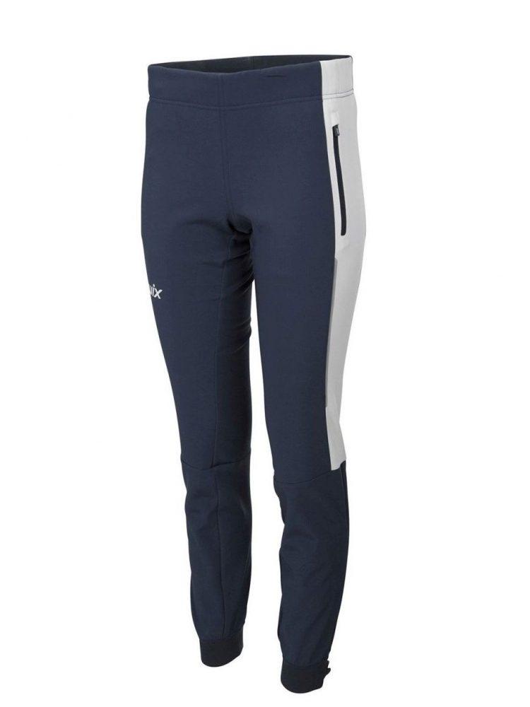 Spodnie na narty biegowe damskie Swix Strive, softshell ciepłe wiatroszczelne, oddychalne. 23596-75100
