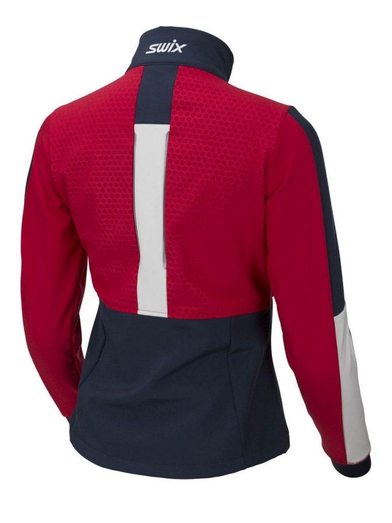 Strive jacket W 15296-99990-back kurtka na narty biegowe