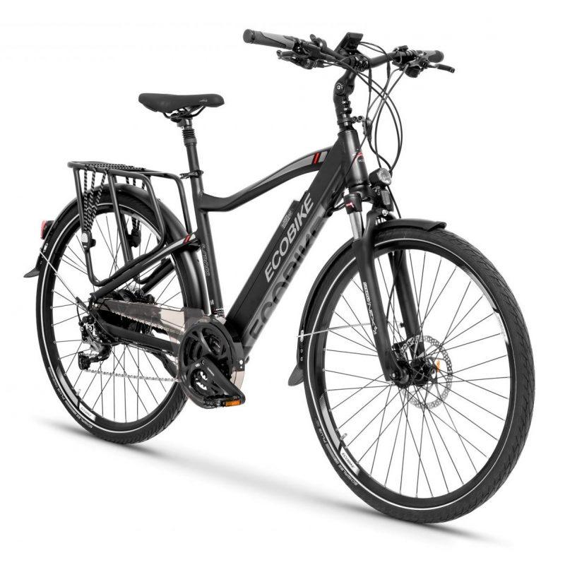 Rower elektryczny turystyczny ECOBIKE S-CROSS M