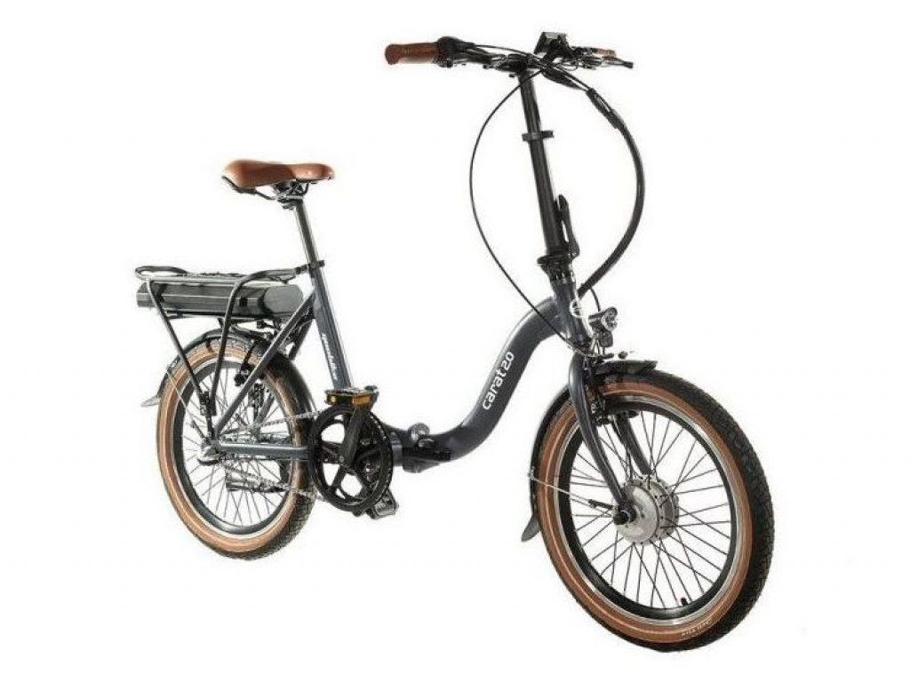 Rower elektryczny-skladany-GEOBIKE-Carat-2-0