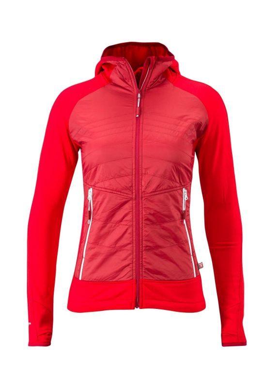 Bluza damska warstwa środkowa odziezy biegowej Silvini Divera
