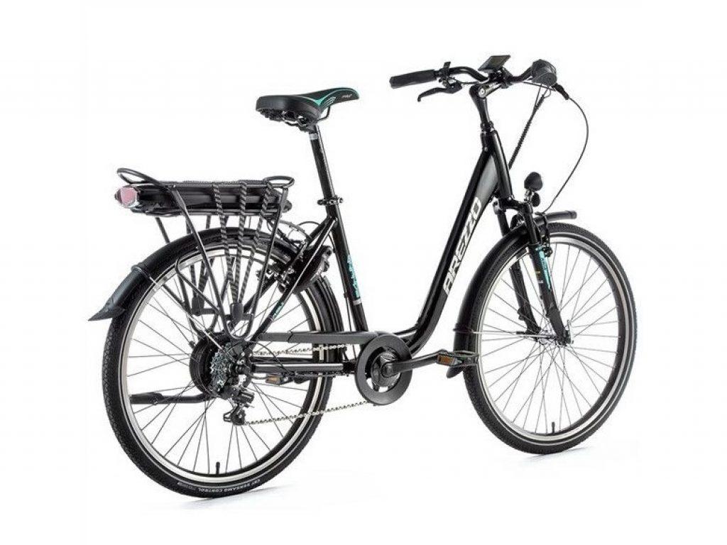 Rower elektryczny miejski Leadr Fox Arezzo Grande