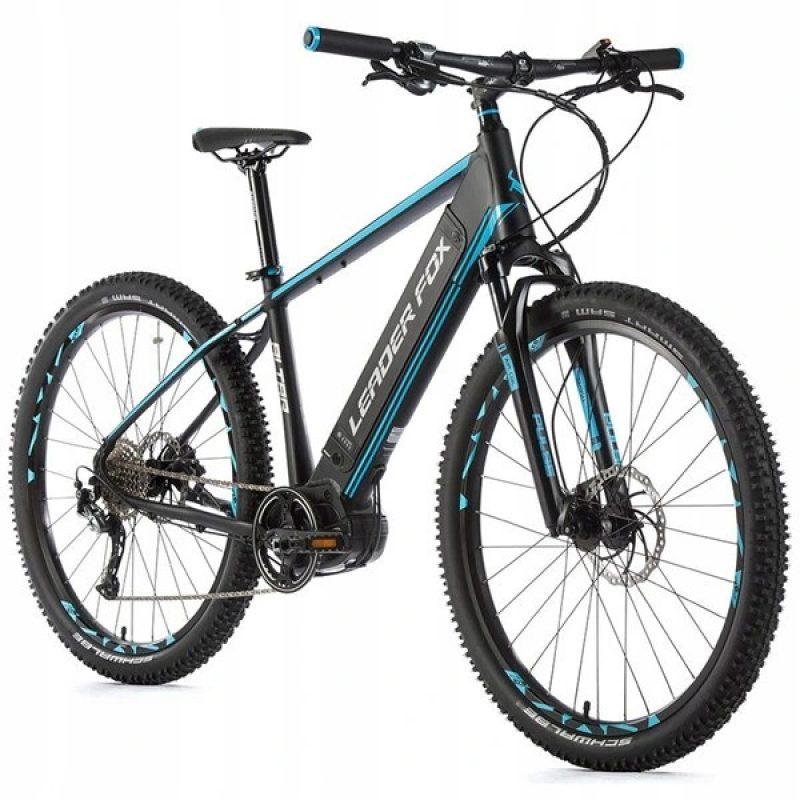 Rower elektryczny MTB lLADER FOX SWAN 27.5